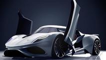 Koenigsegg Legera render