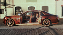 Rolls-Royce Ghost Series II by Mansory