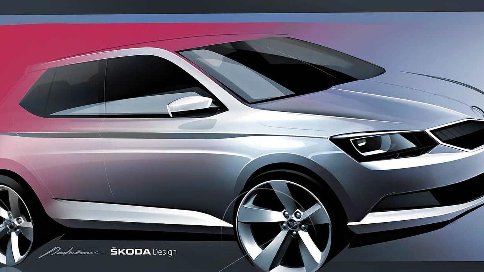 2015 Skoda Fabia engine lineup revealed, all units meet Euro 6 standard