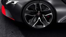 Peugeot supercar concept teaser