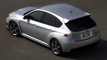 New Subaru Impreza WRX STI