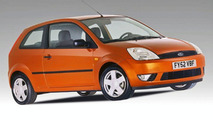 Ford Fiesta Celebrates 30th Birthday