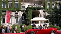 Alfa Romeo 8C Spider at 2006 Villa d'Este Concours d'Elegance