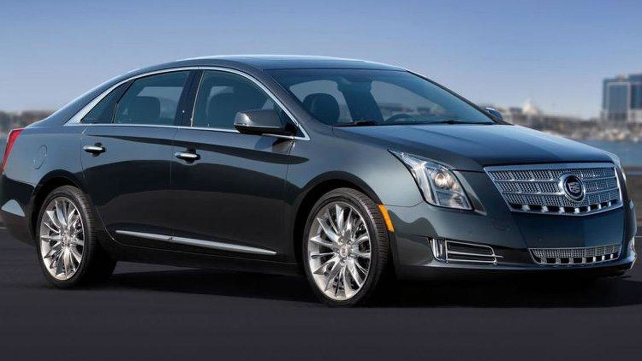 2013 Cadillac XTS production version leaked, 880, 10.11.2011
