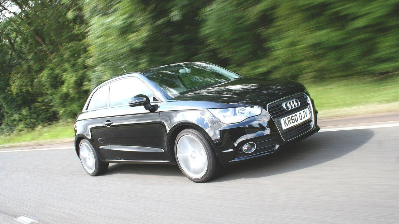 Audi A1 1.4 TSI tuned by Superchips 26.08.2011