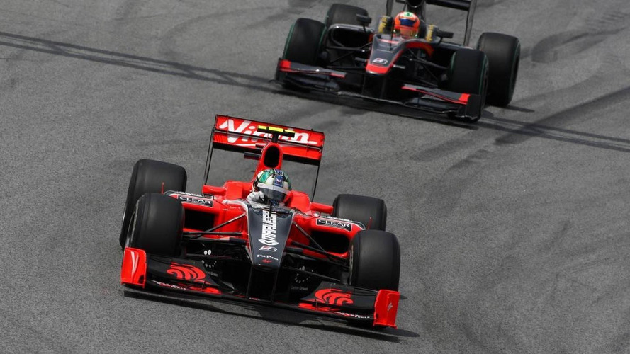 Ecclestone blames Mosley for new teams' 'problems'