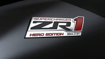 Chevrolet Corvette ZR1 Hero Edition