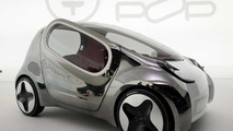 Kia POP Concept revealed in Paris [video]