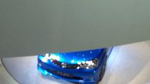 Toyota Etios Spied at New Delhi Auto Expo Show Floor