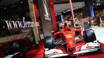 Paris Motor Show - Ferrari F10