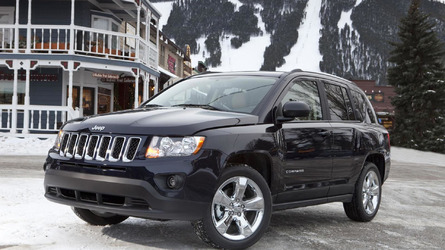 Jeep Patriot & Compass to receive a significant facelift in 2013 - report