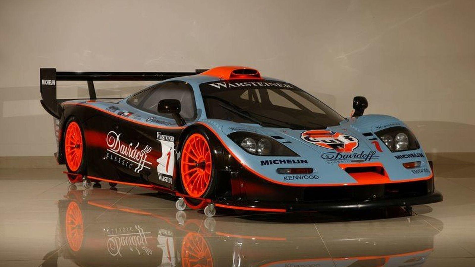 Rare Race-Spec McLaren F1 GTR Long Tail Found on Sale