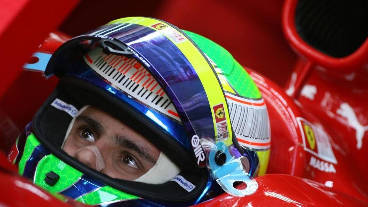 Felipe Massa (BRA), Scuderia Ferrari , Bahrain Grand Prix, 13.03.2010 Sakhir, Bahrain