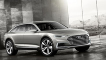 Audi Prologue Allroad concept breaks cover with 734 PS hybrid system