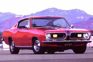 History of the Plymouth Barracuda: A Muscle Car in Search of Itself