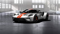 Ford GT configurator goes live, ownership applications now being accepted