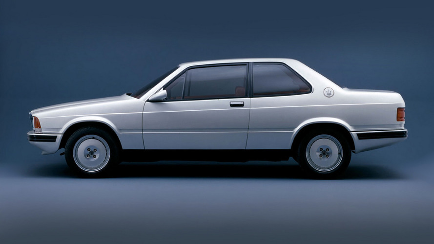 Worst Sports Cars: Maserati Biturbo Coupe