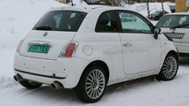 Fiat 500 Abarth SS Latest Spy Photos