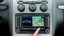 VW Latest Generation Radio-Navigation System