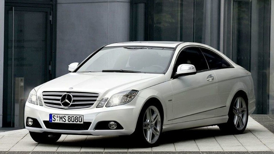 2009 Mercedes CLK Preview