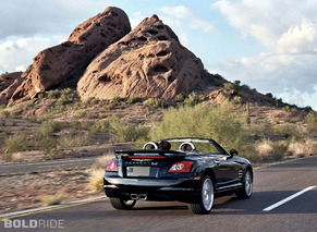 Chrysler Crossfire SRT6 Roadster