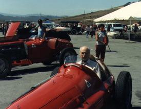 Alfa Romeo Tipo 159 Alfetta