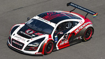 Audi R8 GRAND-AM debut at Rolex 24 at Daytona