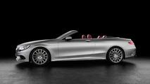 Mercedes S-Class Cabrio