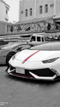 Lamborghini Huracan with DMC stage 3 kit