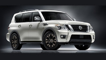 2017 Nissan Armada leaks out early?