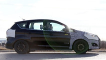 Ford C-Max spy photo