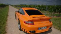 Cargraphic Porsche 911 Turbo