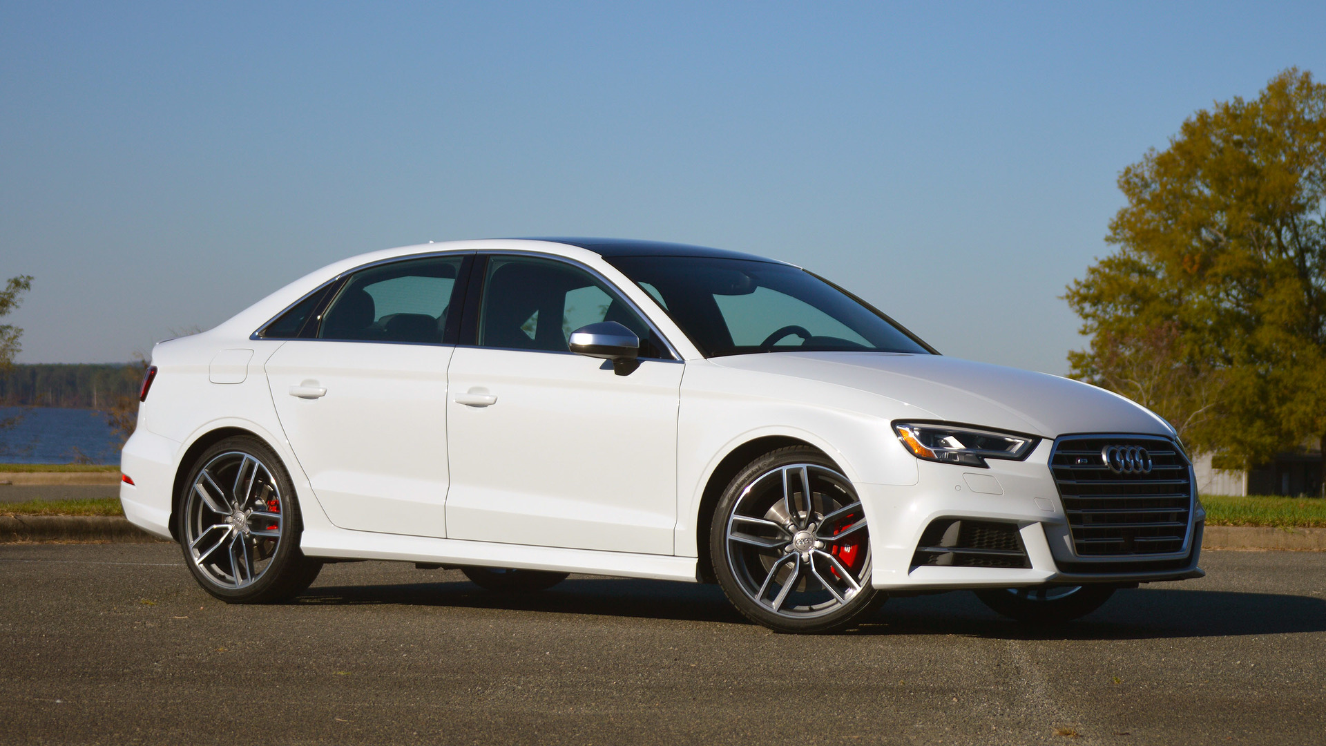 Audi 0 60 >> 2017 Audi S3 First Drive: Killer tech improves a sound driving machine