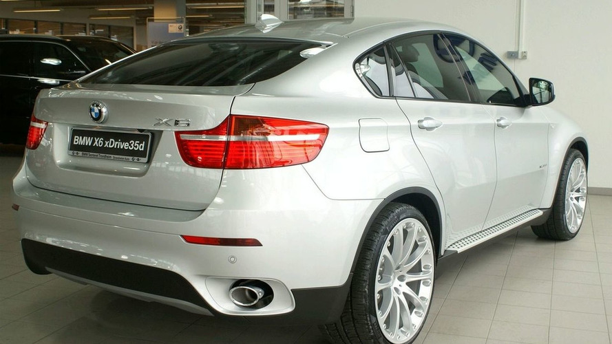 Non-official Hartge X6 Images Emerge