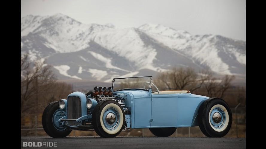 Ford Model A Sonny Mazza Roadster