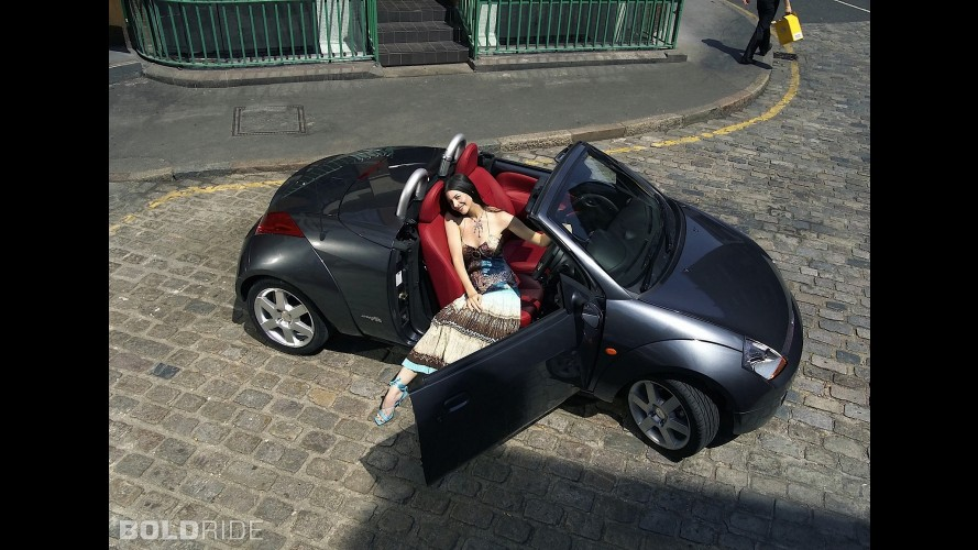 Ford Streetka Limited Edition