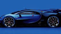 Bugatti Vision Gran Turismo creation showcased [video]