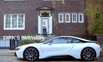 Hear From The Guy Who Got The World's First BMW i8