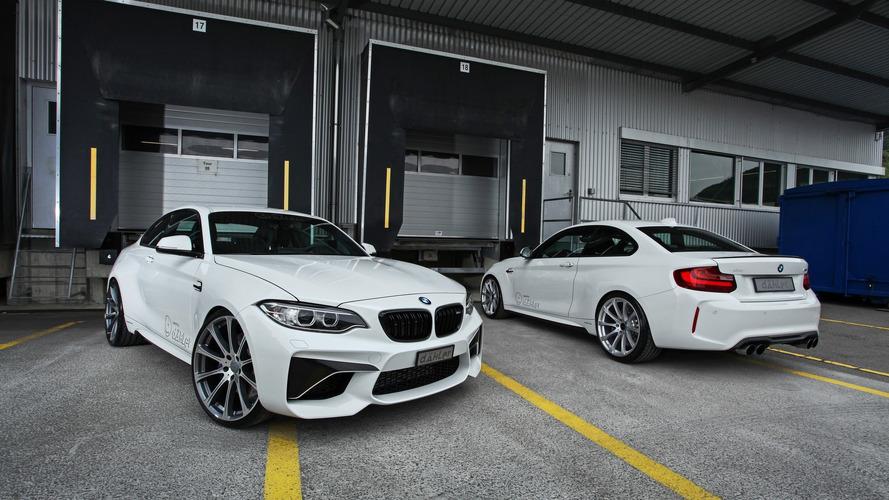 BMW M2 receives M4 engine swap