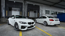 BMW M2 receives M4 engine swap