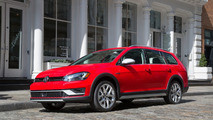 2017 VW Golf Alltrack US Spec