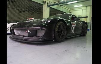 eBay Car of the Week: 2008 Chevrolet Corvette GT3 Race Car