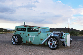 There's a Corvette Heart in This '32 Chevrolet Rat Rod