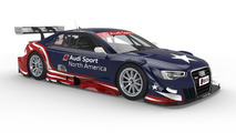 Audi announces support for the U.S. DTM Series with plans to race by 2016