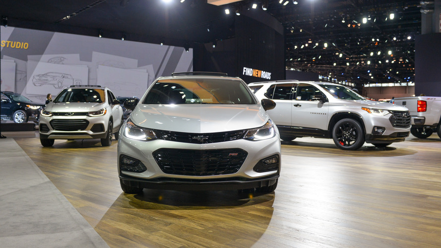 Let's just rename the Chicago Auto Show the Special Edition Expo