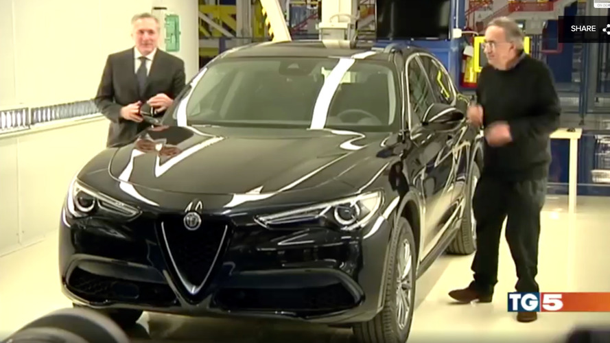 Alfa Romeo Stelvio makes TV appearance in cheaper trim