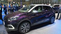 Genève 2017 - Premier bain de foule pour le Renault Captur restylé