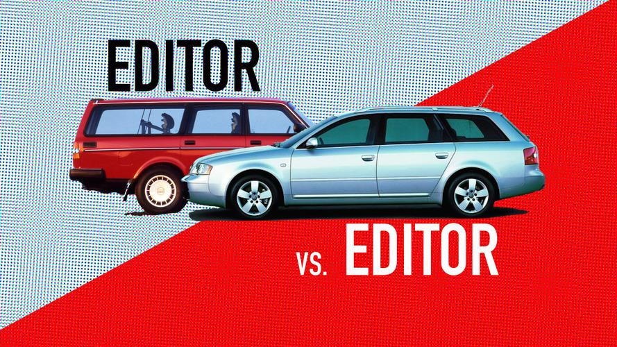Editor vs. Editor: $10,000 Station Wagons
