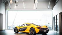Jay Leno's McLaren P1