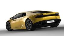 Alleged Lamborghini Gallardo successor official photo